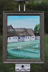 Obrazy - Chalúpky - 11045355_