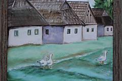 Obrazy - Chalúpky - 11045359_
