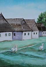 Obrazy - Chalúpky - 11045361_