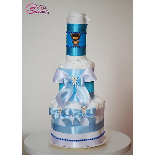 Plienková torta ALEX