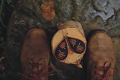 """Náušnice - """"moja jeseň"""" - visiace slzičky - 11043898_"""