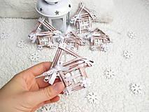 Dekorácie - Roztomilý domček KAKAUKO ❤️ - 11045104_