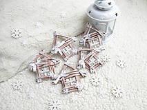 Dekorácie - Roztomilý domček KAKAUKO ❤️ - 11045106_