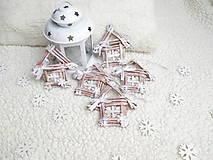 Dekorácie - Roztomilý domček KAKAUKO ❤️ - 11045107_