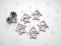 Dekorácie - Roztomilý domček KAKAUKO ❤️ - 11045136_