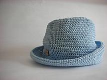 Čiapky - Azzurro - 9536598_