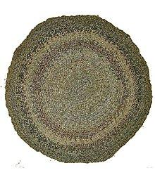 Úžitkový textil - Podsedák (35 cm - Čierno-biela) - 11043280_