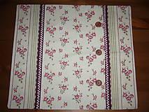Úžitkový textil - Obliečka na vankúš 40x35 cm - 11045086_