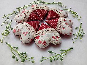 Darčeky pre svadobčanov - Svadobné srdiečká - 11044839_