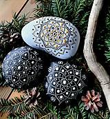 "Dekorácie - MANDALA ""Mandalka na objednávku"" energetický feng shui kameň - 11047006_"