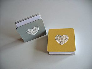 Krabičky - šperková krabička - 11048427_