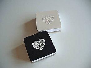 Krabičky - šperková krabička - 11048451_