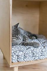 Pre zvieratká - Domček pre mačky - 11047883_