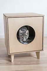 Pre zvieratká - Domček pre mačky - 11047887_