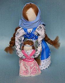 Bábiky - Обережная кукла (Ochranná bábika) 2 - 11047085_