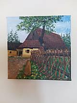 Obrázky - Na dedine - 11048665_