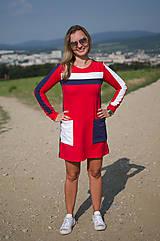 Šaty - Teplákové šaty - 11046795_