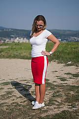 Sukne - Úzka sukňa - 11046942_