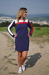 Šaty - Teplákové šaty - 11046970_