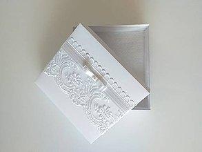 Krabičky - Krabička na krstnú košieľku. - 11046775_