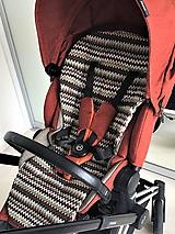 Textil - Podložka do Cybex Priam - 11050210_