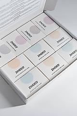 Drogéria - Set 10ks soľných mydiel ZINDEO® - 11053553_