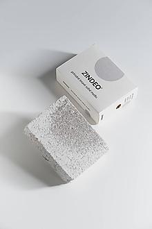 Drogéria - ZINDEO® soľné TMAVÉ mydlo - 11053559_