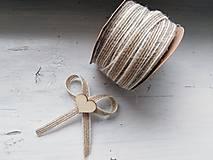 Pierka - Vintage svadobné pierko - 11050994_
