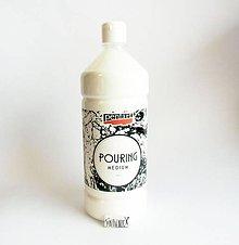 Farby-laky - Pouring médium (zrieďovač akrylových farieb), 1000 ml - 11051165_
