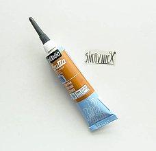 Farby-laky - kontúra na textil a hodváb, Gutta, Pébéo, 20 ml (medená) - 11052564_