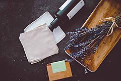 Úžitkový textil - Zero waste balíček - 11053138_