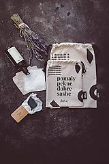 Úžitkový textil - Zero waste balíček - 11053143_