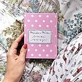 Papiernictvo - Svadobný plánovač - 11052610_