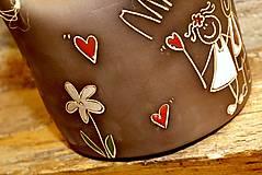 Dekorácie - Pokladnička pre novomanželov - 11053235_