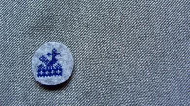 Odznaky/Brošne - Brošňa záhorie mini II - 11052816_