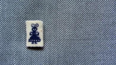 Odznaky/Brošne - Brošňa záhorie mini III - 11052932_
