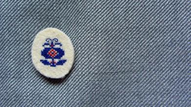Odznaky/Brošne - Brošňa záhorie mini IV - 11052960_