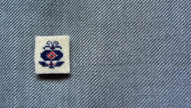 Odznaky/Brošne - Brošňa záhorie mini IV - 11052996_