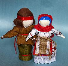 Bábiky - Обережная кукла (Ochranná bábika) 5 - 11049912_