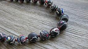 Náhrdelníky - Guličky z vesmíru - krátky náhrdelník ORIGINAL, č. 2854 - 11052864_