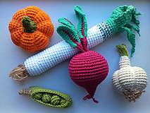 Hračky - Zelenina - 11051714_