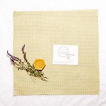 Úžitkový textil - Voskový obrúsok - Plást - 11051501_