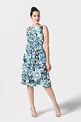 Šaty - Šaty Tropic ľanové - 11054145_