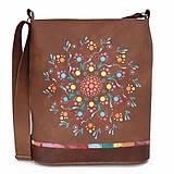 Veľké tašky - 1148 - rezavohnědá - 11055599_