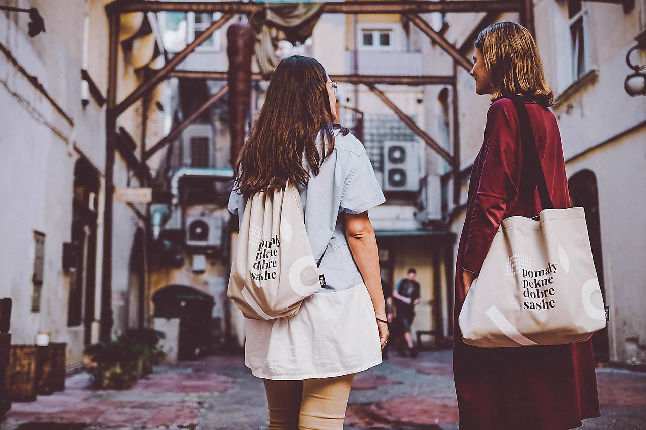 Nákupná taška (Nákupná taška lux)