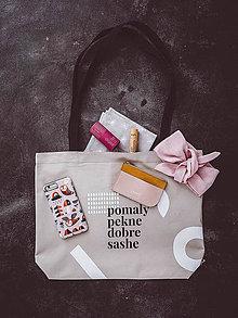 Nákupné tašky - Nákupná taška (Nákupná taška lux) - 11054301_