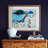 Obrazy - Santorini - 11056025_
