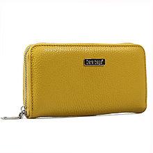 Peňaženky - Wally Přírodní kůže no.2 - 11055249_