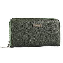 Peňaženky - Wally Přírodní kůže no.22 - 11055368_