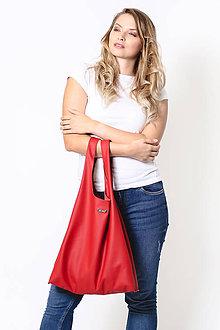 Nákupné tašky - Tote Přírodní kůže no.3 - 11055447_